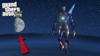 GTA San Andreas Iron Man Mod (With J A R V I S) Free
