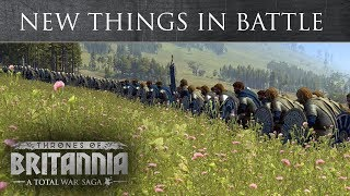 Download Total War Saga: Thrones of Britannia - What's new in Battles? Video