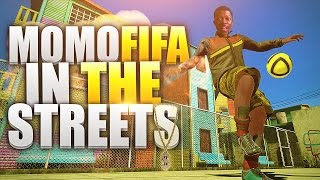 Download MOMOFIFAHD PLAYING IN THE STREET - NEW SERIES - Episode 1 Video
