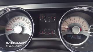 Download Ford Mustang V6 3.7 309 PS 0-100 km/h acceleration Video