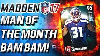 Download MOTM KAM CHANCELLOR! COWBOYS DESTROY THE VIKINGS!- Madden 17 Ultimate Team Video