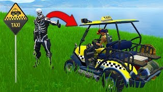 Download The TAXI CHALLENGE In Fortnite Battle Royale! Video