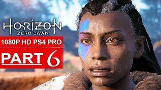 Download HORIZON ZERO DAWN Gameplay Walkthrough Part 6 [1080p HD PS4 PRO] - No Commentary Video