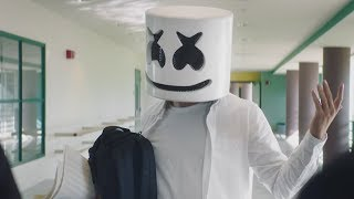 Download Marshmello - Blocks Video