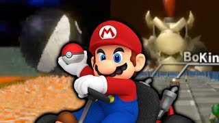 Download Mario Kart Wii but ALL Bowser Castle Tracks! Video