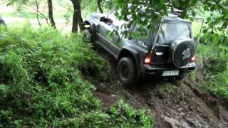 Download 3 x suzuki vitara off road action 2 Video