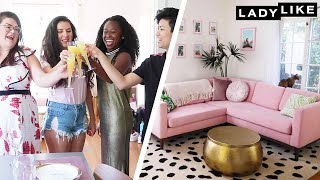 Download Freddie Officially Moves In To Her New Apartment • Moving Series: Part 4 • Ladylike Video