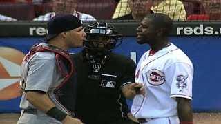 Download Cardinals, Reds engage in wild brawl Video