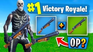 Download THIS *OVERPOWERED* STRATEGY IS BACK? Fortnite: Battle Royale! Video