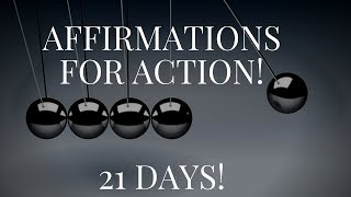 Download 200+ Action Taking Affirmations! (Reprogram The Mind In 21 Days!) - 432Hz Video