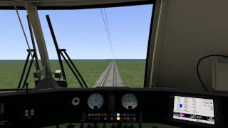 Download Taurus for Train simulator 2012-2019 PZB tutorial 2 Video