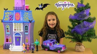 Download Vampirina Movie Story with Vampirina Fangtastic Friends and Family and Vampirina Theater Car Video