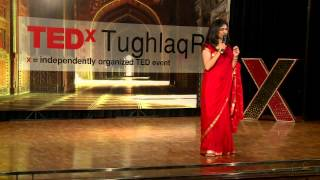 Download Unwrapping the gifts of menstruation | Sinu Joseph | TEDxTughlaqRd Video