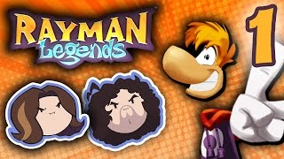 Download Rayman Legends: This Game Is Delightful - PART 1 - Game Grumps Video