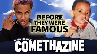 Download Comethazine | Before They Were Famous | Frankie Jahmier Childress | Biography Video