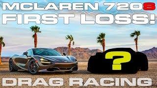 Download McLaren 720S loses it's first race! Video