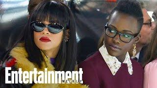 Download Rihanna, Lupita Nyong'o To Costar Netflix Film By Ava DuVernay | News Flash | Entertainment Weekly Video
