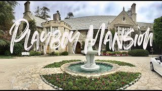 Download Crystal Hefner // Tour of the Playboy Mansion Master Bedroom Video