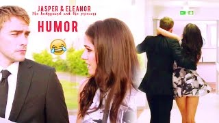 Download Jasper and Eleanor- The Bodyguard and The princess (Humor-ish) Video