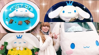 Download ★NEW CINNAMOROLL CAFE SHINJUKU OPENING TODAY 15th of MARCH 2017 IN JAPAN PREVIEW★シナモロールカフェ Video