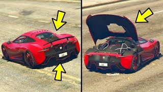 Diamond R1 Paint Job XA-21 Paint Job and Showcase GTA Online DLC Car
