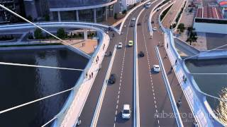 Download ThuThiemII Bridge Architectural Animation (Sub-Zero Animation - Ho Chi Minh City, Viet Nam) Video