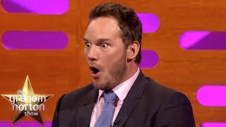 Download Chris Pratt Talks Accents, Getting Naked & Stealing Food | The Graham Norton Show CLASSIC CLIP Video