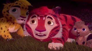 Download Лео и Тиг - Красный олень - Серия 6 - Новые российские мультфильмы для детей о жителях тайги Video