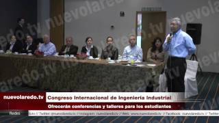 Download Llevará a cabo ITNL un Congreso Internacional de Ingeniería Industrial Video