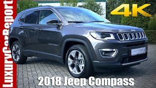 Download 2018 Jeep Compass - Review, Test drive and Walkaround Video