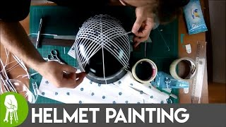 Download How To Paint Helmet With Spray Paints Video