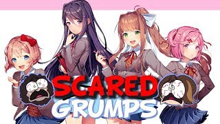 Download Game Grumps-Doki Doki Literature Club Creepiest/Scariest Moments Video