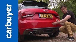 Download Audi S1 hot hatchback - Carbuyer Video
