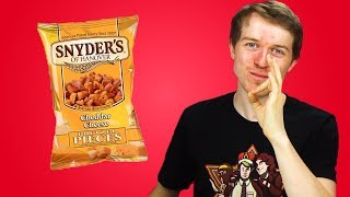 Download Irish People Taste Test Snyder's American Pretzels Video