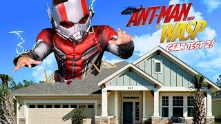 Download Ant-Man and the Wasp Movie Gear Test & Toys Review Pt 2! Video