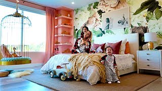 Download REVEALING ELLE AND ALAÏAS NEW BEDROOM!!! **EXTREME ROOM MAKEOVER** Video