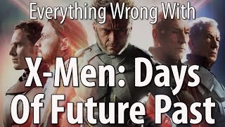 Download Everything Wrong With X-Men: Days of Future Past Video