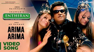 Download Arima Arima Official Video Song | Enthiran | Rajinikanth | Aishwarya Rai | A.R.Rahman Video