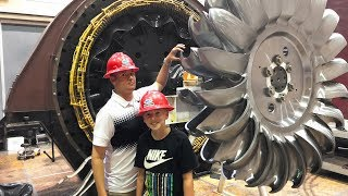 Download What's inside The Hoover Dam? Video