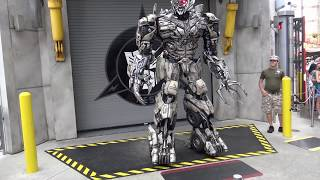 Download Transformers at universal studios Video