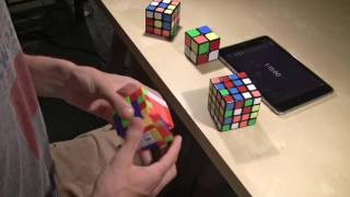 Download 2x2, 3x3, 4x4, 5x5 in 3:05.99 Video