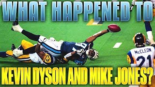 Download What Ever Happened to Titans KEVIN DYSON and Rams MIKE JONES??? One Yard Short!!!! Video