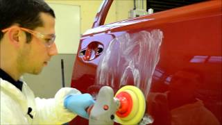 Download Removing Orange Peel the easy way using Farécla G3 and 3m machine polisher Video