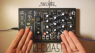 Download Make Noise 0-COAST Semi-Modular Synth Demo Video