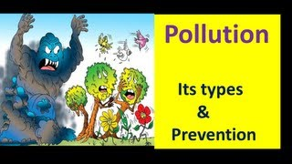 Download What is Pollution & its Types and Prevention (EVS Lesson for Kids) Video