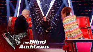 Download Olly Murs' 'Superstition' | Blind Auditions | The Voice UK 2019 Video