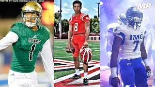 Download Top 10 Wide Receivers in the 2018 Class Video