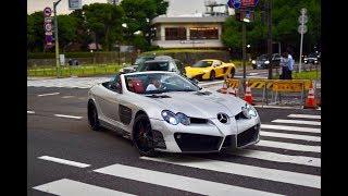 Download 【都内】スーパーカー加速サウンド Supercar in Tokyo Video