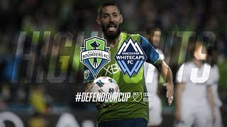 Download Highlights: Seattle Sounders FC vs Vancouver Whitecaps FC | November 2, 2017 Video