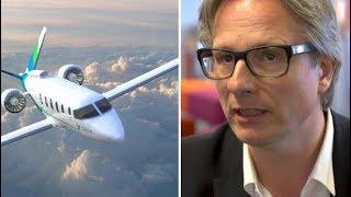 Download Hybrid-Flieger: Mit dem Elektroflugzeug zum Geschäftstermin Video
